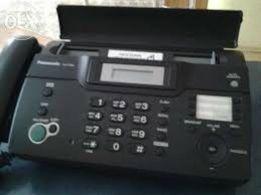 телефон-факс Панасонік