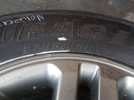 Toyota Fortuner Tire