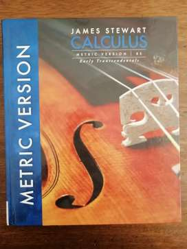 Calculus Metric Version 8th Edition
