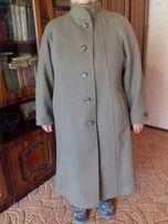 Новое пальто шерсть 1300р