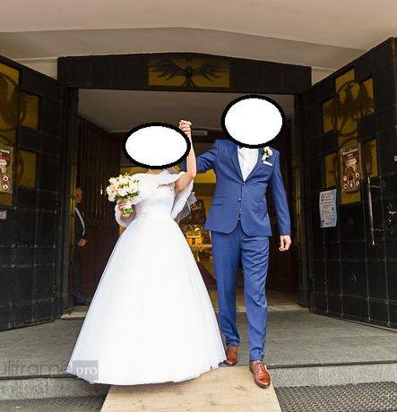 piękna biała suknia ślubna Elizabeth Passion Władysławowo - image 3
