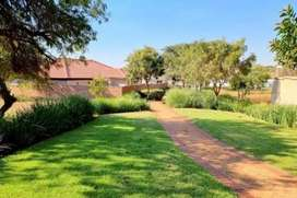 Vacant land for sale in Thornhill estate