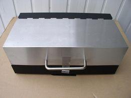 ящик для продуктов металлический, хлебница