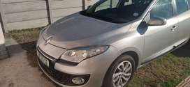 2014 Renault megane in a very clean excellent working condition