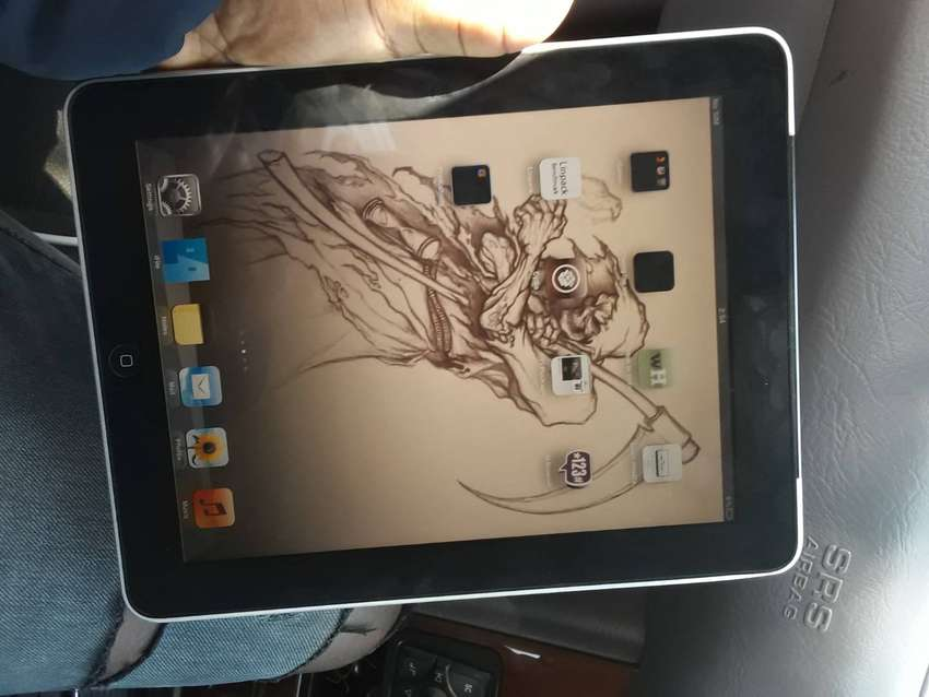 I pad as good as new