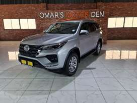 2021 TOYOTA FORTUNER 2.8GD-6 FOR SALE