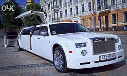 Аренда лимузинов в Киеве. Заказ, прокат лимузина на свадьбу, вечеринку