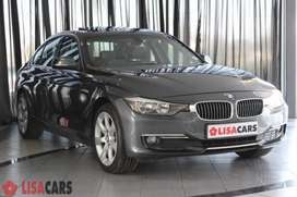 BMW 320D LUXURY LINE A/T F30