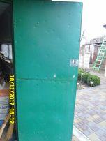 СРОЧНО! Входная железная дверь