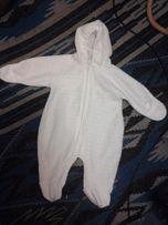 костюмчик человечек для новорожденного