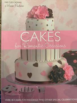 Cake Decorating Books by May Clee- Cadman