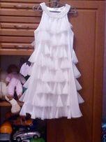 Нарядное плаття
