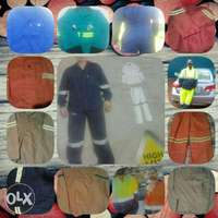 PPE Overall , Work suit , Safety boot , rain suit for sale  South Africa
