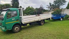 6Tonne Truck for Hire