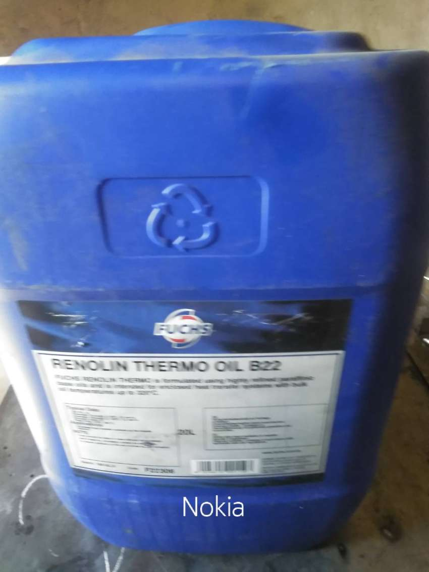 Gen heat oil( for oil jacketed pots) for sale 0