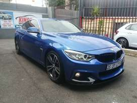 2014 BMW 420i Series Coupe