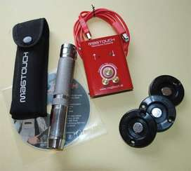 Security system mag touch