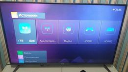 Продам телевизор KIVI 43UK32G