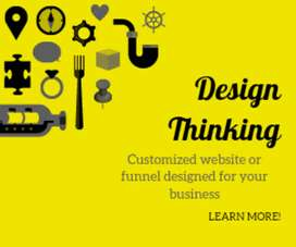Website and Funnel design and create