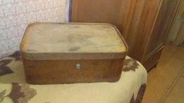 Продам чемодан 1900 год. Лютерма.Эстония
