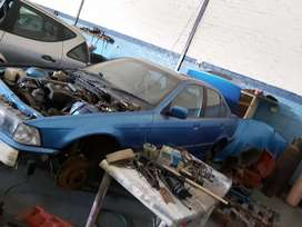 Bmw E36 stripping