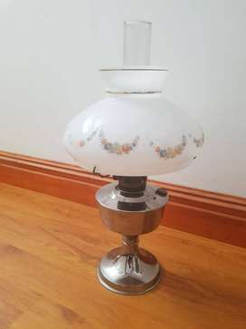 Oil lamp aladdin 1969 working
