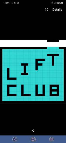 Lift club required from unit 11 to Northdene