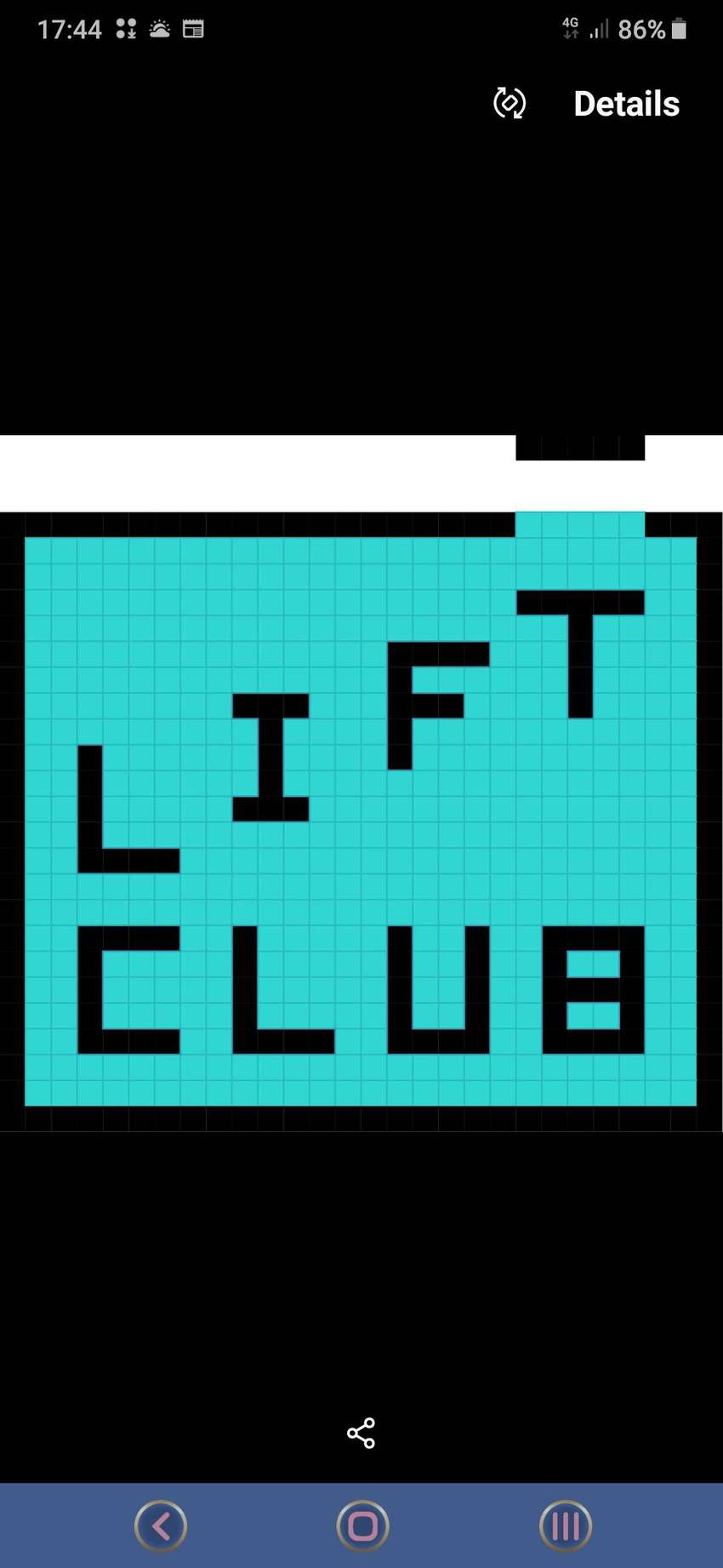 Lift club required from unit 11 to Northdene 0