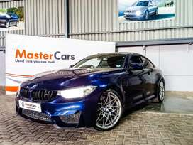 2016 BMW M4 Coupe Competition Auto