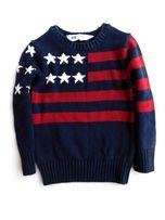 Хлопковый джемпер свитер для мальчика от H&M