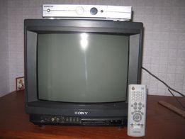 Телевизор SONY,тюнер,пульт