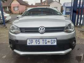 2012 Volkswagen polo Cross (1.4) Manual with Service Book