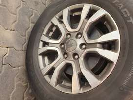 Ford Wildtrak Rims