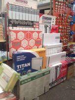 Радиаторы-Батареи для отопления: Стальные,Биметаллические,Аллюминиевы