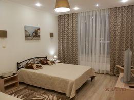 Посуточно 1-комнатная в новом элитном доме на Оболони (Минская)