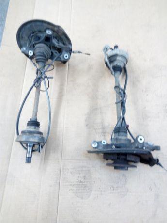 Полуось ступиця приводний вал ABSдатчик Mercedes 211 разборка запчасти Киев - изображение 4