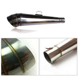 Motorcycle GP Slip-On Exhaust - NEW