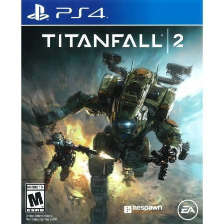 Titanfall 2 PS4 0