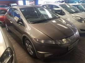2008 Honda Civic 1.8i vtec