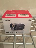 Видеокамера Canon Legria FS36