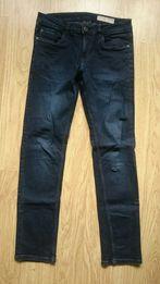 LIVERGY SLIM FIT spodnie dżinsowe