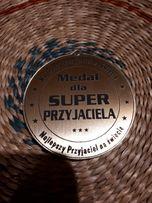 Medal dla Super Przyjaciela