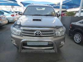 2010 Toyota Fortuner 3.0 D-4D Face Lift 7 Seater 3EXTRA KEYS 99,000km