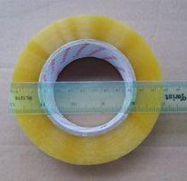 Скотч прозрачный 500м (М5) толщина 45 микрон/36шт в ящике