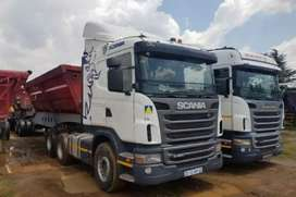 34 TON SIDE TIPPER TRUCKS IN SOUTH AFRICA