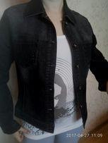 Куртка джинсовая, ветровка наш 44р