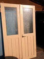 Дверь деревянная двустворчатая межкомнатная