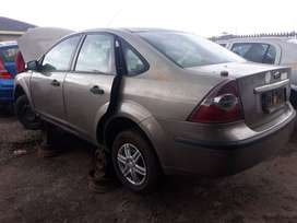 Ford Focus 1.6 2008 Model - Stripping for Spares