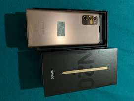 Samsung galaxy note 20, 256gb