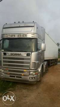 Super clean Scania truck for sale 0